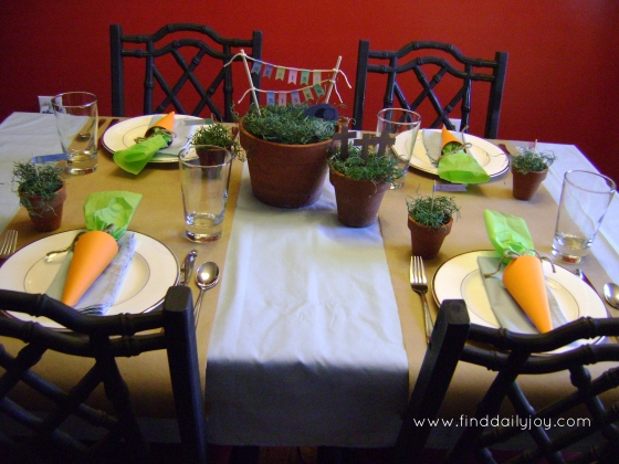 EasterTablescape