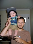 Daddy's Hat - finddailyjoy.com