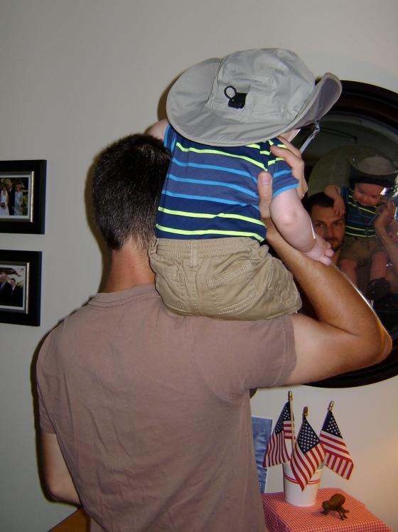 Daddy's Hat - finddailyjoy.com