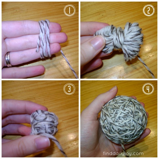 Wool Dryer Balls {Tutorial} - finddailyjoy.com