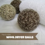 Wool Dryer Balls {Tutorial} - finddailyjoy.com