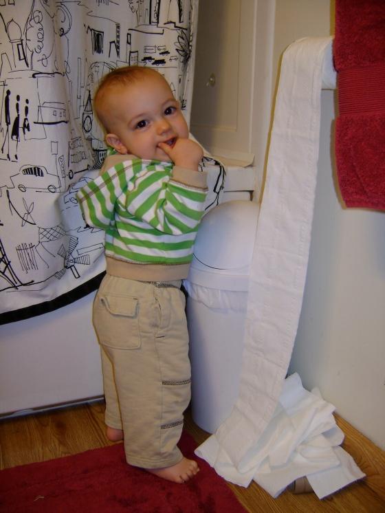 Close The Bathroom Door - finddailyjoy.com