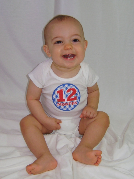Henry - Twelve Months - finddailyjoy.com