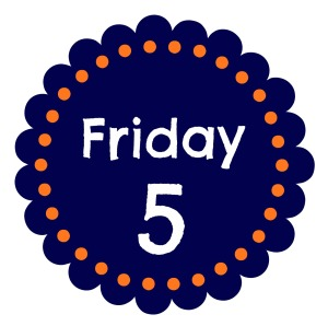 Friday5BlueOrange
