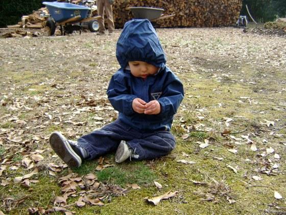 Playing Outside - finddailyjoy.com