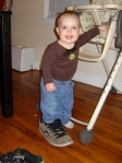 Big Shoes To Fill - finddailyjoy.com