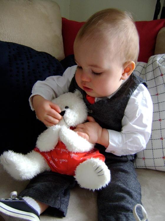 My Handsome Little Valentine - finddailyjoy.com