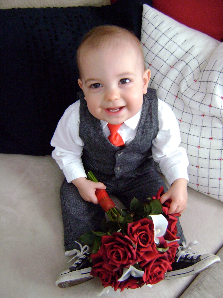 My Handsome Little Valentine