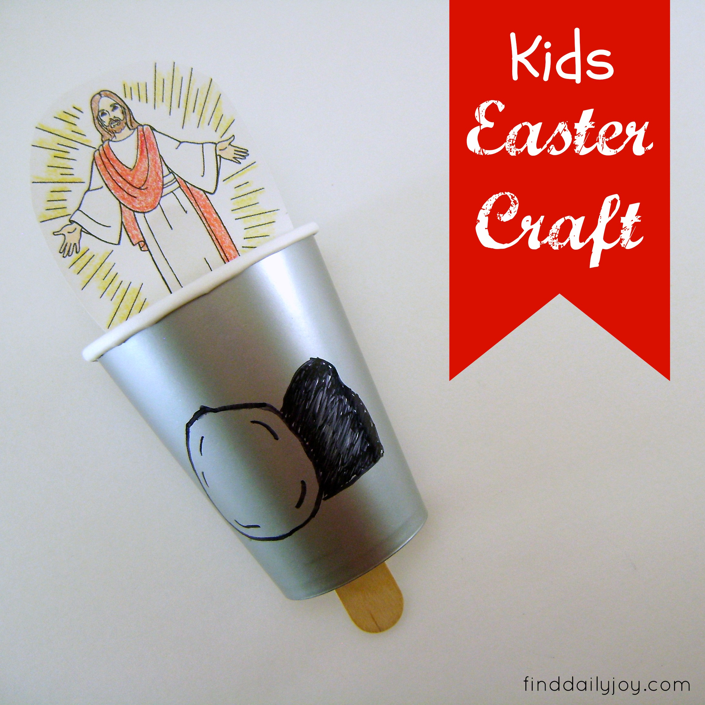 Kids Easter Craft Find Daily Joy