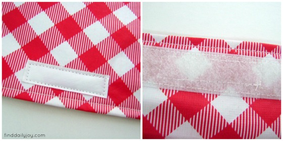 Reusable Sandwich and Snack Bags {Tutorial} - finddailyjoy.com