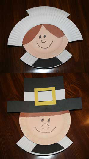 pilgrim craft ideas thanksgiving crafts find daily 2678