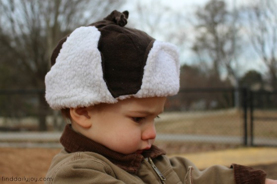 Ear Flap Hat - finddailyjoy.com